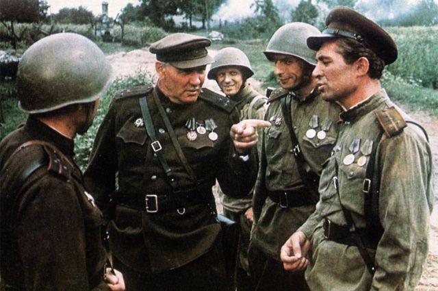 «Освобождение» от Сталина. «Пятый канал» подверг цензуре фильм о войне?