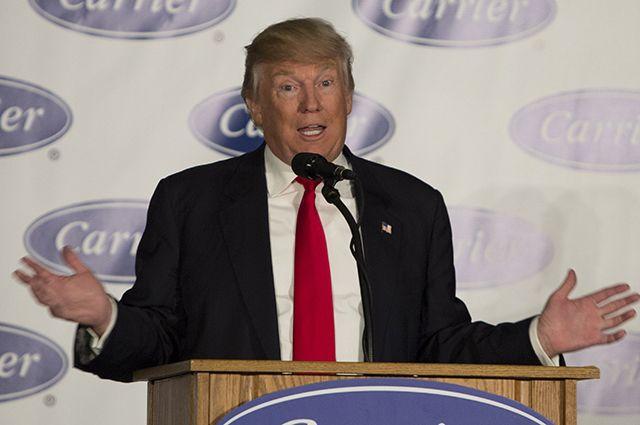Трамп раскритиковал Китай. Президент США начал выполнять обещания