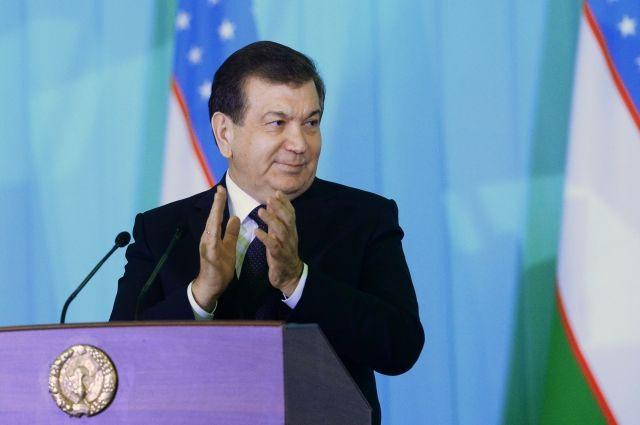 Шавкат Мирзиеев одержал победу на выборах президента Узбекистана