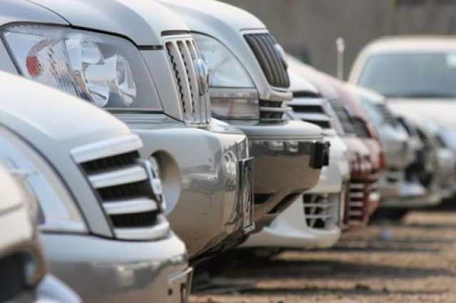 Продажи б/у авто увеличились втри раза