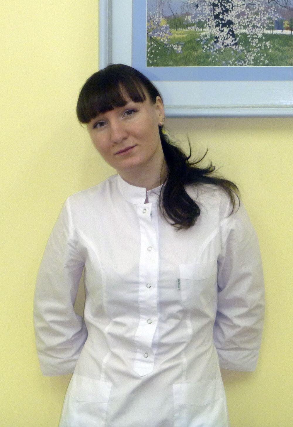 Садыкова Ольга, Кировский государственный медицинский университет, 34 года