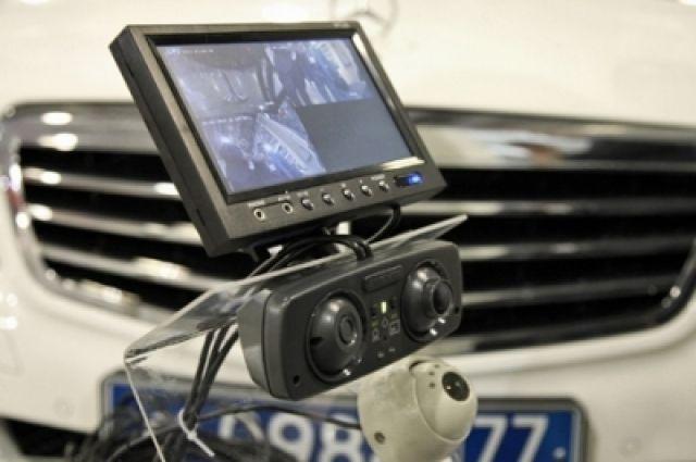 Почти 103 тысячи нарушений зафиксировали с помощью камер.