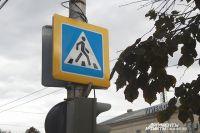 37-летнюю красноярку сбила женщина-водитель на пешеходном переходе.