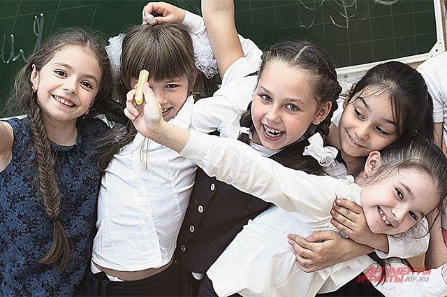 Девочки отправились на дачу в поселок Телеуты.