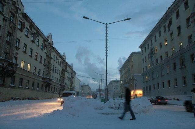 Из-за короткого замыкания 16 тыс. граждан Норильска остались без электричества