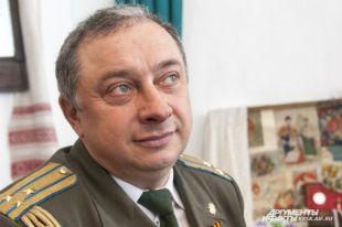 «Любой офицер по первому зову встанет в строй», - уверен Олег Лопатко.