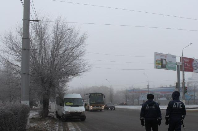 Шестьдесят детей изДагестана оказались заложниками холода надороге вКБР