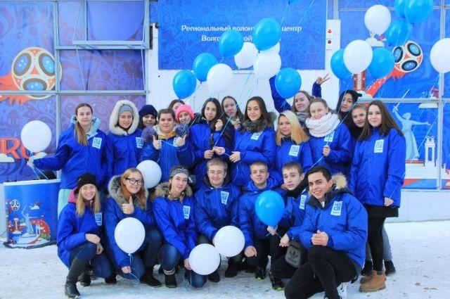 Новое помещение предоставлено волонтерскому центру Волгоградской области