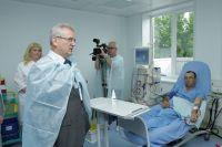 В Пензенской области в настоящее время функционируют два центра гемодиализа.
