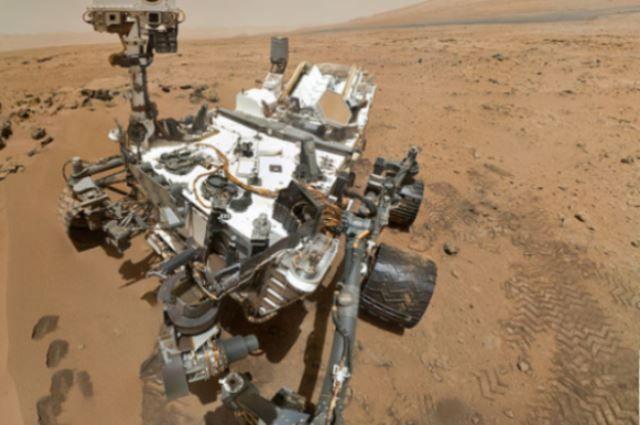 NASA выявило неполадку вработе бура марсохода Curiosity