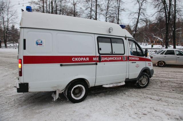 Поездка для 2-х пассажиров автобуса вЛипецке завершилась набольничной койке