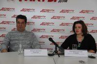 Вадим Копылов и Екатерина Сливина