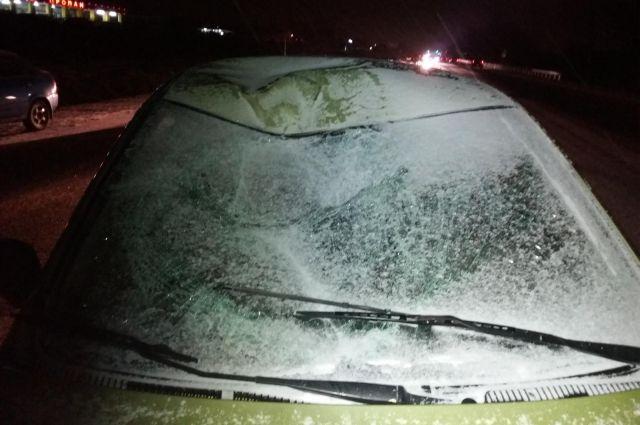 НаСтаврополье шофёр «Лады» сбил дорожного рабочего