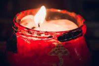 Было принято в Новый год тушить все старые огни, и зажигать их вновь. Как символ возрождения и обновления.