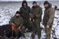 Поисковики: в земле лежат незахороненными сотни солдат Ростовской 339-й дивизии, курсанты и бойцы полков НКВД.