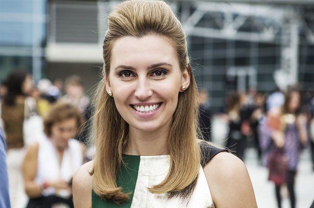 Диана Ходаковская.