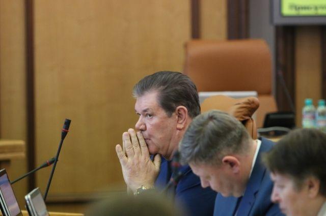Владимир Егоров останется депутатом.