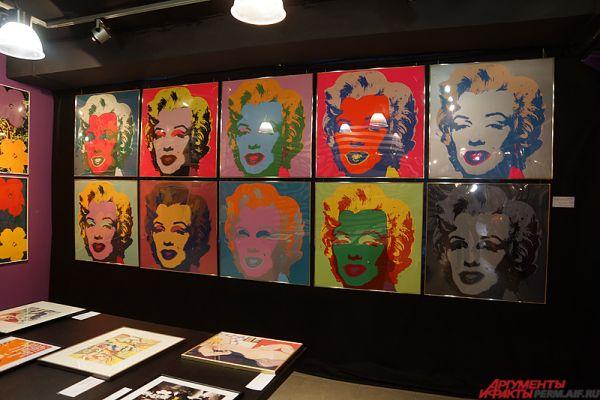 Выставка «Поп-форум» открылась для любителей искусства во вторник, 6 декабря.