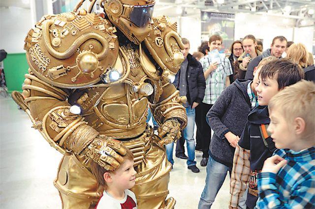 ВБарнауле начали оснащение детского технопарка