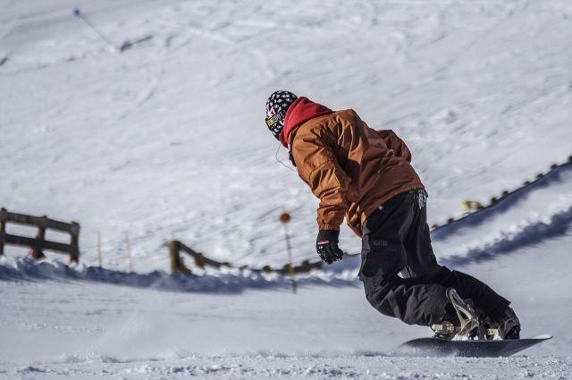 Сноубордист погиб на горнолыжном курорте