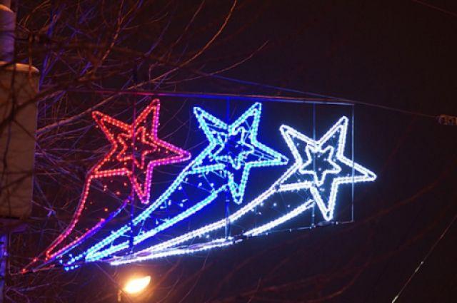 Губернатор Богомаз желает на дорогах Брянска новогоднее настроение