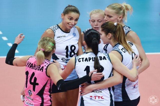 Казанское «Динамо» победило «Заречье» исохранило первое место вчемпионате