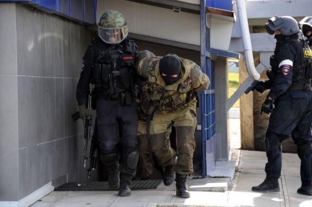 Силовые структуры постоянно проводят антитеррористические учения