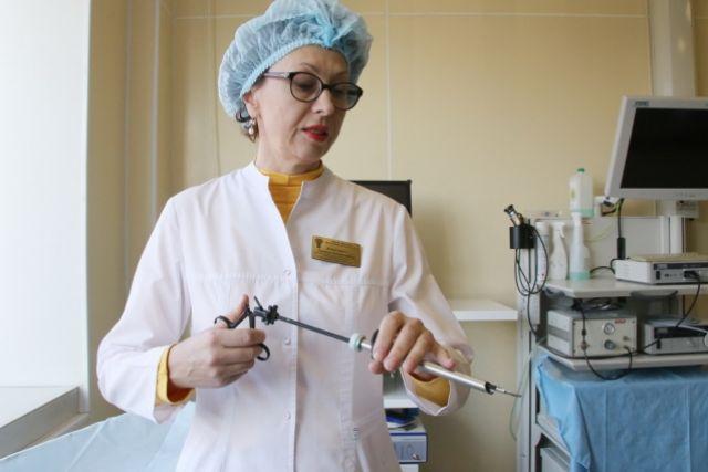 Современное медицинское оборудование вернет здоровье десяткам тысяч приморцем