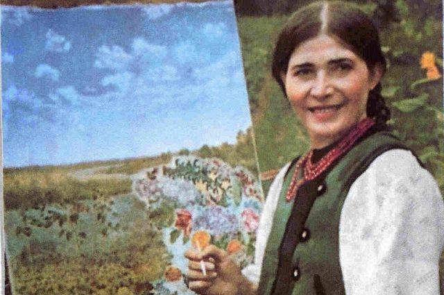 Екатерина Билокур