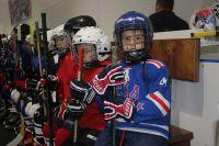 Большинство хоккейных школ берут детей в группы с 5 лет.