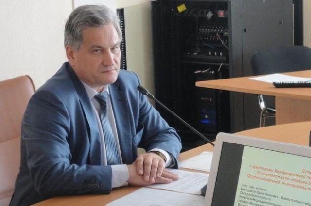 Губернатор Куйвашев назначил нового министра— тот просто сказочно прижился