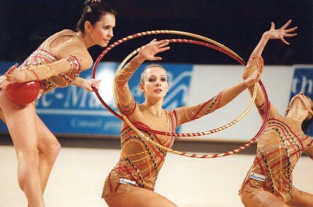 Наталья Лаврова - первая в истории двукратная олимпийская чемпионка по художественной гимнастике.