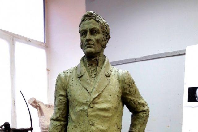 В Бузулукском районе установят памятник историку Николаю Карамзину