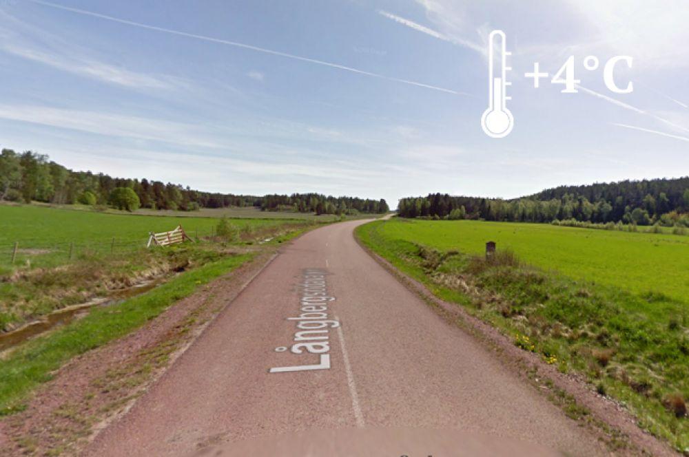 Следующий участок находится в таком малоизвестном россиянину автономном образовании, относящемся к Финляндии, как Аландские острова. Его площадь составляет 83 000 квадратных метров.