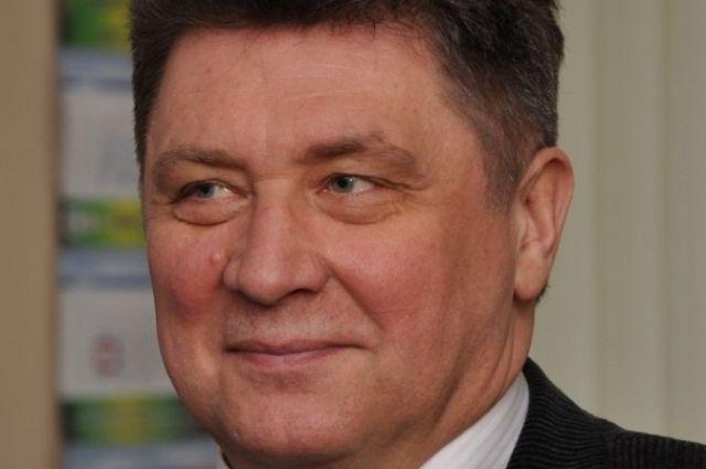 Андрей Хромов всю жизнь связан с омским спортом.