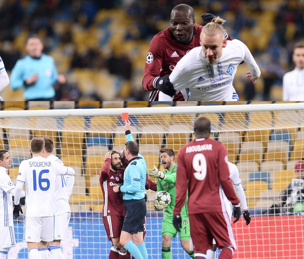Казалось бы, нет смысла смотреть на последнюю игру киевлян, но две красных карточки, показанные игрокам Бешикташа, обеспечили самый лучший исход для «Динамо»