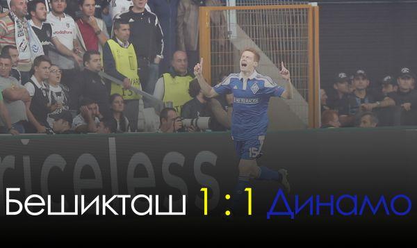 К счастью, Цыганкову удалось сравнять счет и в итоге «Динамо» получило свое первое очко в группе. Говорить о возможном попадании в Лигу Европы еще было рано