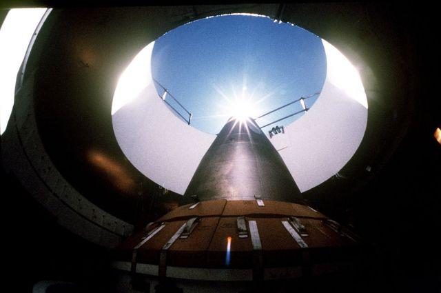 Под Саратовом размещено 6% мирового ядерного оружия
