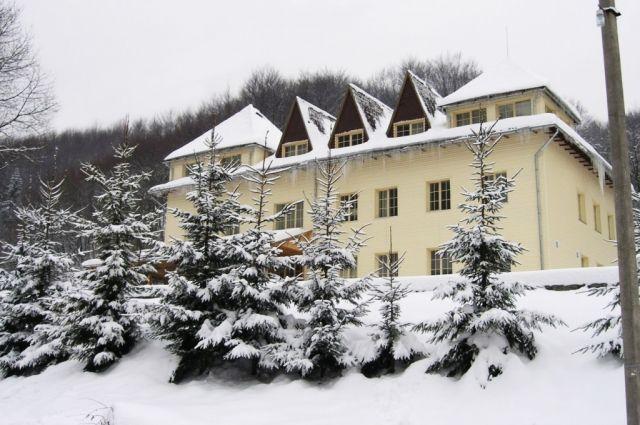 Концептуальный отель в Ужгороде