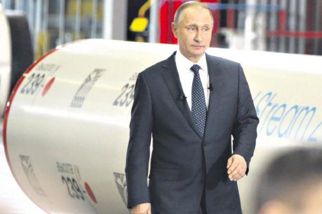 В разговоре Путин заметил, что судьба страны зависит от человека труда.