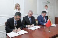 Губернатор лично будет курировать реализацию проекта, который предполагает создание российско-китайского предприятия по производству силового оборудования для медицины.
