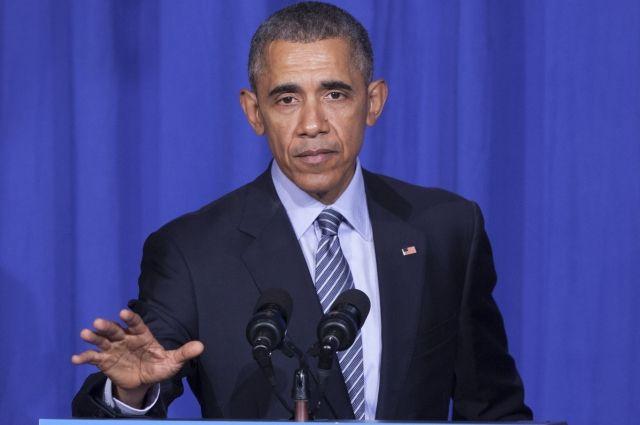 Обама снял ограничения напоставку оружия союзникам США вСирии