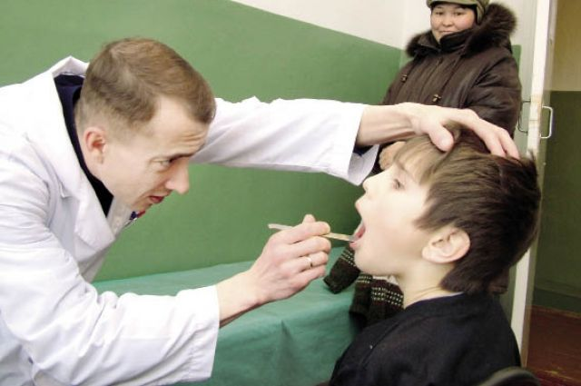 Уровень заболеваемости ОРВИ в Кузбассе остается низким.