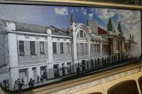 Выставка, посвященная зодчему, открылась в метро