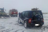 В Соль-Илецком округе рыбака спасли из снежного плена