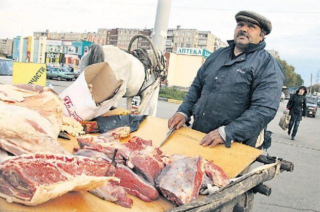 Крым вернул Украине неменее тысячи тонн продуктов