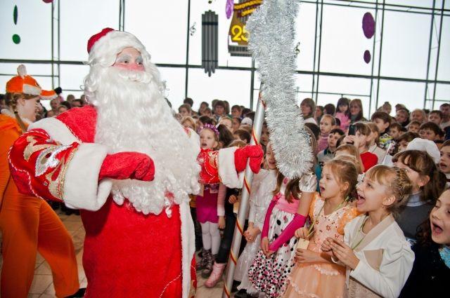 Деды Морозы совсего Приморья пройдут поОкеанскому проспекту