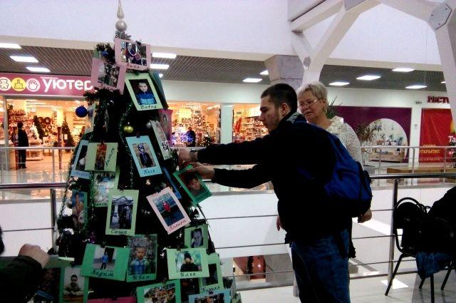 ВВоронеже волонтеры соберут подарки наНовый год для детей-инвалидов