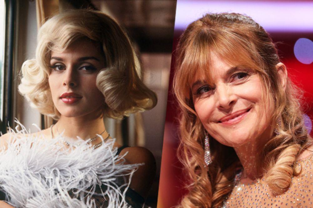 Настасья Кински, исполнившая главную роль в фильме «Тэсс» (1979) и снимавшаяся в фильмах Вима Вендерса.