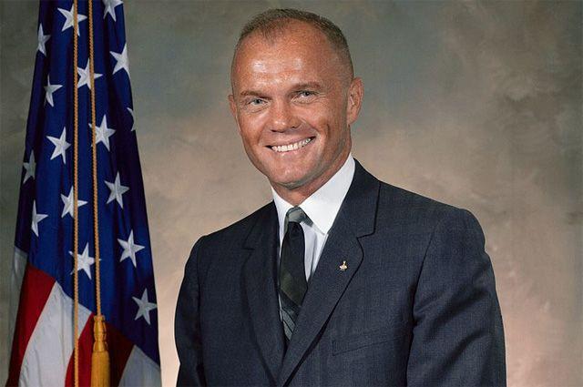 ВСША скончался легендарный астронавт Джон Гленн